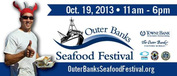 Outer Banks Seafood Festival 2013