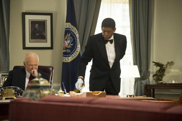 Forest Whitaker is 'The Butler'.