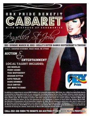 OBX Pridefest - Cabaret