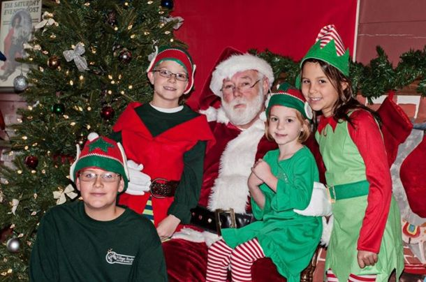 Breakfast with Santa! Sunday, December 7 at Pamlico Jack's Restaurant in Nags Head. Tickets are $9 in advance and $10 at the door. All proceeds are matched by Village Realty and go the Outer Banks Angle Tree Project. Email web@vrobx.com or call 252.449.9235 for tickets.