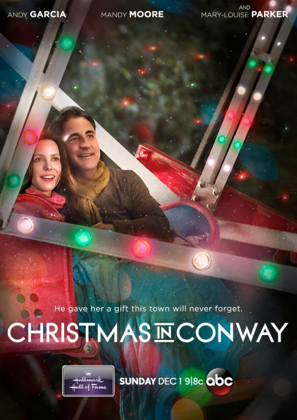 'Christmas in Conway' Movie Poster