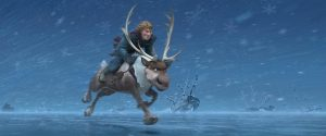 A 'Frozen' adventure awaits in theaters this week.