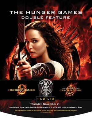 'The Hunger Games: Catching Fire' Double Feature