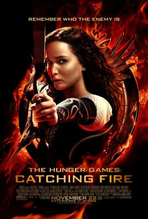 'The Hunger Games: Catching Fire' Movie Poster