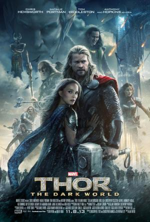 'Thor: The Dark World' Movie Poster