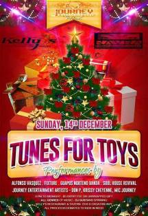 Tunes for Toys - Dec. 14, 2014 at Kelly's in Nags Head