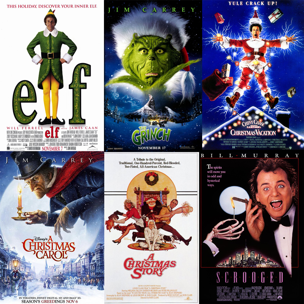Obx Entertainment Poll What Is Your Favorite Christmas