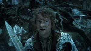 Martin Freeman returns as Bilbo in 'The Hobbit: The Desolation of Smaug'.