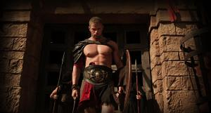 Kellan Lutz is 'Hercules'.