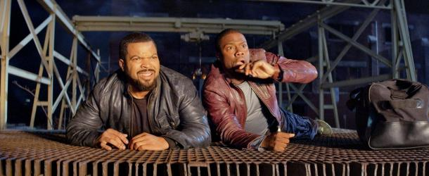 Ice Cube and Kevin Hart star in 'Ride Along'.