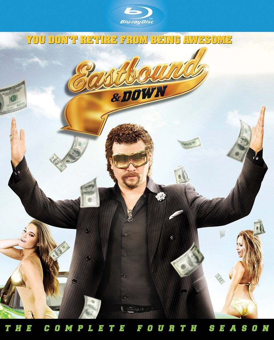 OBX Entertainment 'Eastbound And Down' Final Season Blu