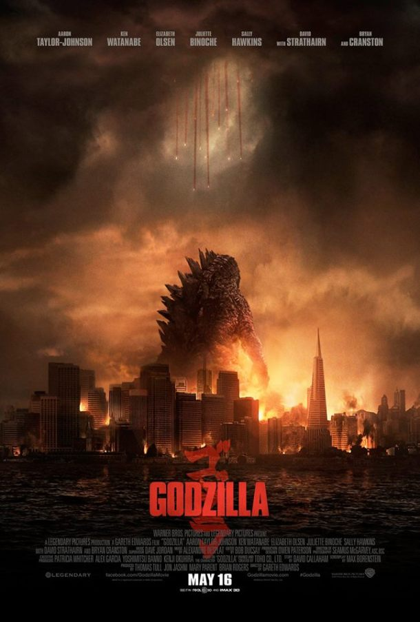 'Godzilla' Movie Poster