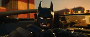 Batman returns to the big screen in 'The LEGO Movie'.