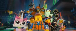 Family adventure is assembled in 'The LEGO Movie'.