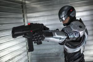 'Robocop' returns to theaters this week.