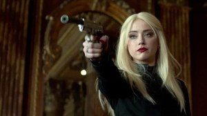 Amber Heard is killer in '3 Days to Kill'.