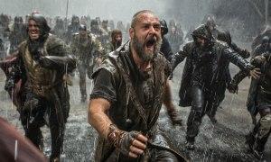 Russell Crowe is 'Noah'.