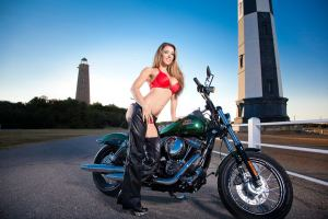 Outer Banks Bike Week 2014