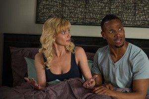 Jaime Pressly and Marlon Wyans star in 'A Haunted House 2'.