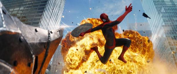 'Spider-Man' is back in action in theaters.
