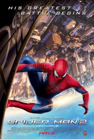 Amazing Spider-Man 2 - poster