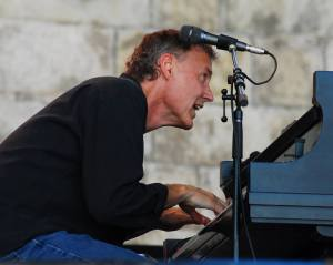 Bruce Hornsby will be Roanoke Island Festival Park on June 26 as part of the Brew Thru 2014 Summer Concert Series.