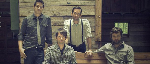 Jars of Clay will be live at Waterside Theatre on August 3, 2014.