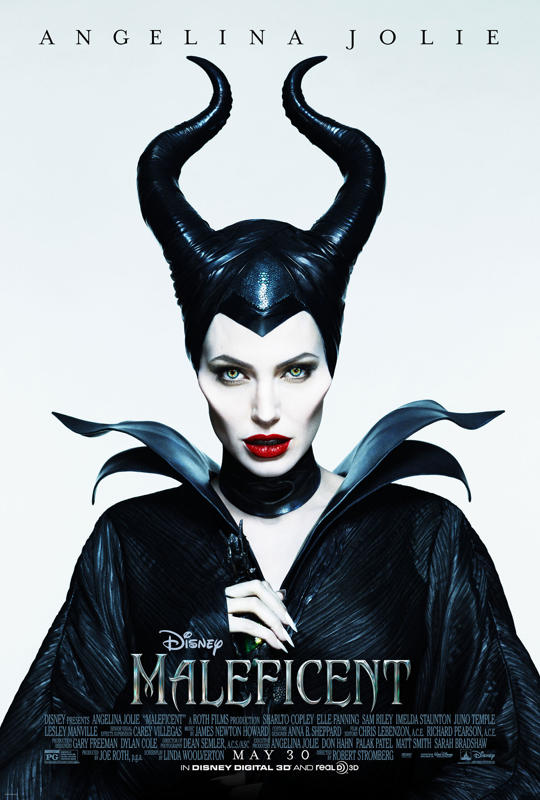 Maleficent - Teaser Poster 02