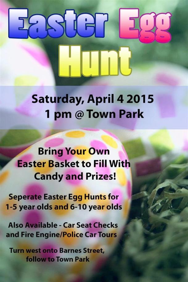 Nags Head Easter Egg Hunt - April 4, 2015
