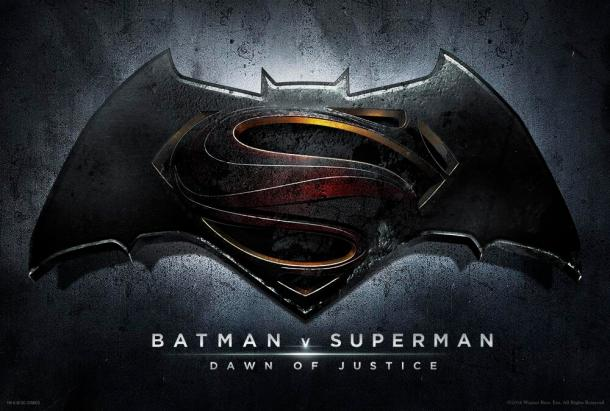 'Batman vs. Superman: Dawn of Justice' official logo