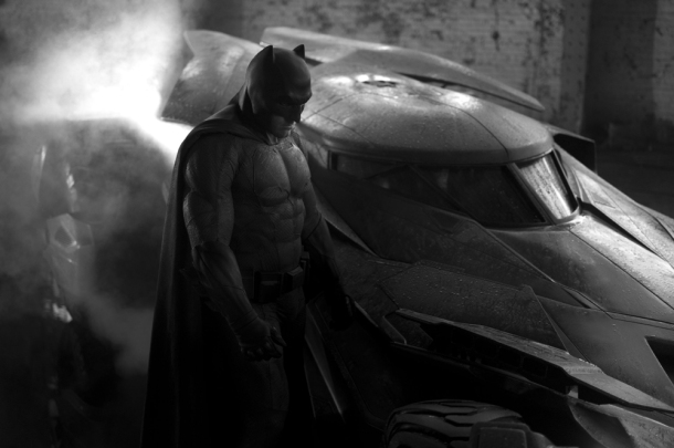 Ben Affleck is Batman in 'Batman v Superman: Dawn of Justice'.