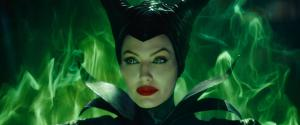 Angelina Jolie is wicked in 'Maleficent'.