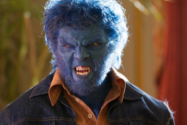 Nicholas Hoult is Beast in 'X-Men: Days of Future Past'.