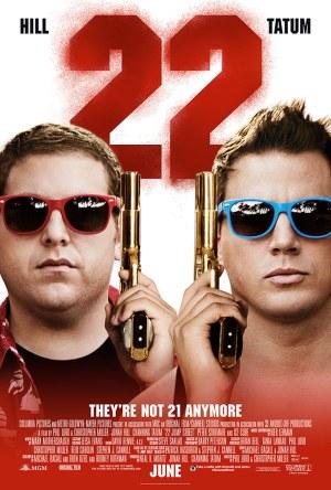'22 Jump Street' Movie Poster