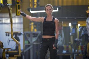 Emily Blunt stars in 'Edge of Tomorrow'.