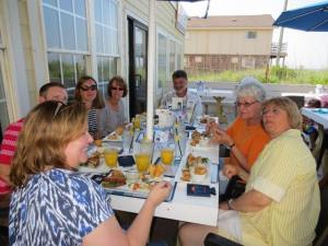 Outer Banks Restaurant Tours offers a taste of Kitty Hawk and Kill Devil Hills.