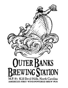 Outer Banks Brewing Station - logo
