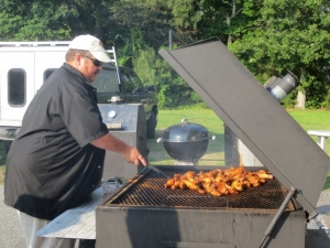 Outer Banks Restaurant Tours BBQ Class