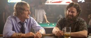 Zach Galifianakis and Owen Wilson star in 'Are You Here', filmed in Winston-Salem, North Carolina.