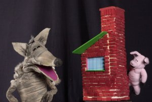 'The Three Little Pigs' will be presented at Roanoke Island Festival Park on June 25-27, 2014.