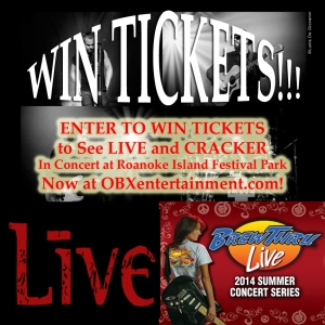 Brew Thru 2014 Summer Concert Series - Live Ticket Giveaway