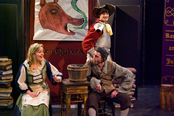 'The Adventures of Don Quiote' plays at Roanoke Island Festival Park in Manteo on July 23-25, 2014.