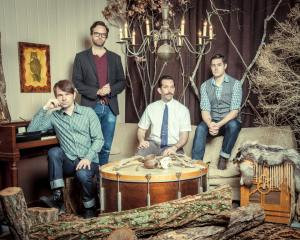 Jars of Clay will be in concert at Waterside Theatre on Roanoke Island, NC on Sunday, August 3, 2014.