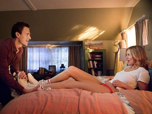 Jason Segel and Cameron Diaz make a 'Sex Tape'.