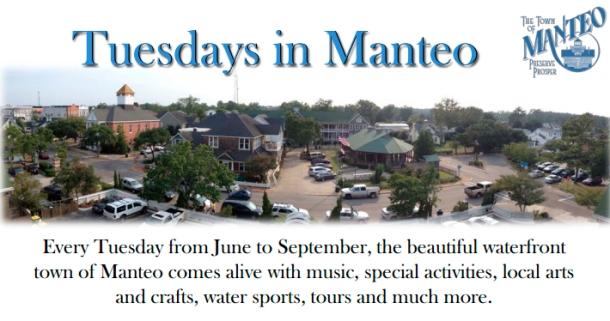Tuesdays in Manteo