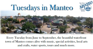 Tuesdays in Manteo