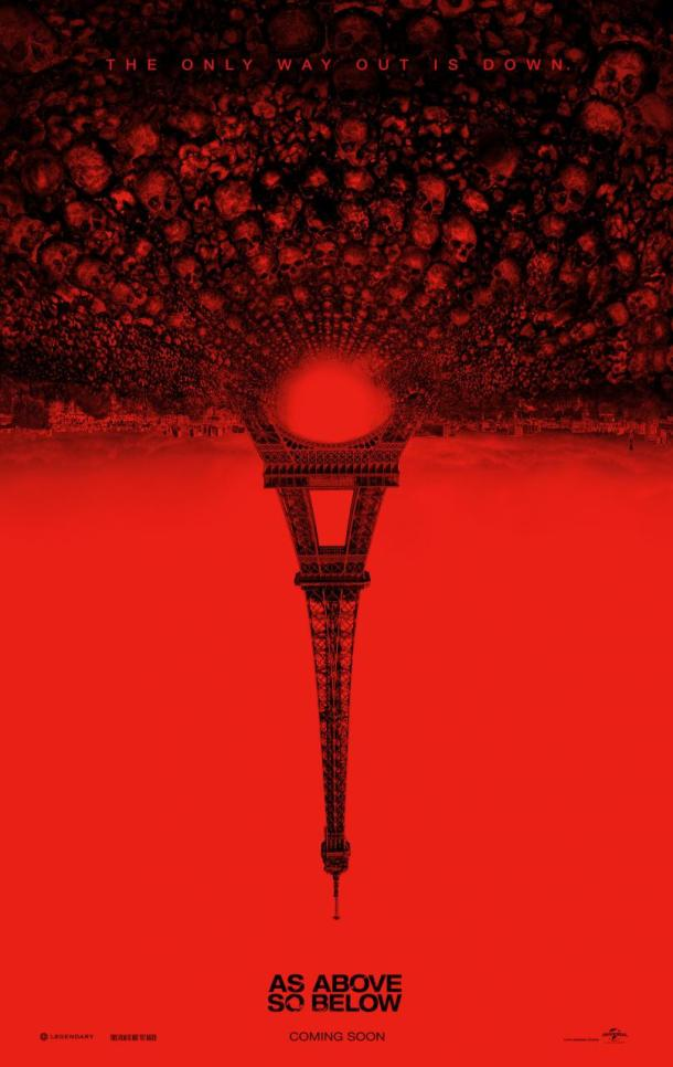 'As Above So Below' poster