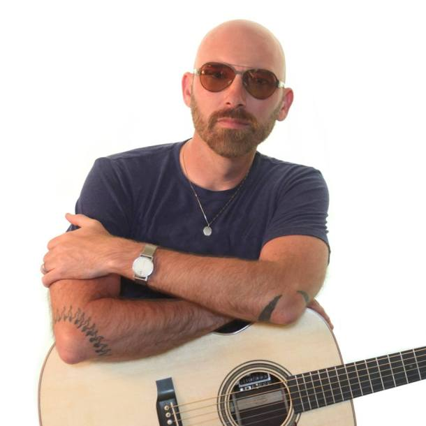 Corey Smith will be live in concert at Kelly's in Nags Head on August 14, 2014.