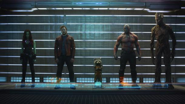 'Guardians of the Galaxy' arrive in theaters this week.