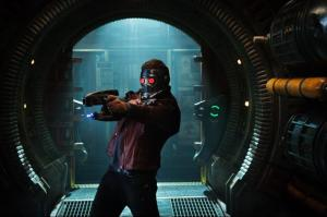 Chris Pratt goes to space with 'Guardians of the Galaxy'.